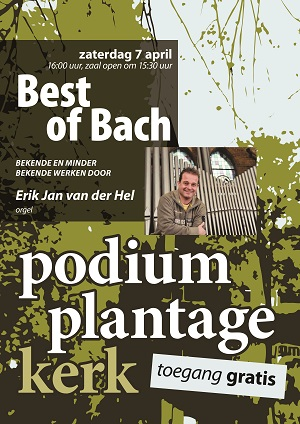 poster bach